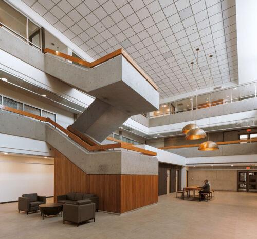 West Saanich lobby